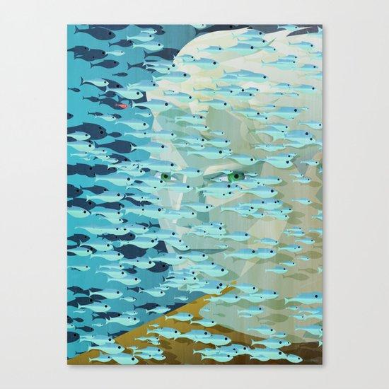Schooled Canvas Print
