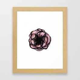 Bright Flower - Katrina Niswander Framed Art Print