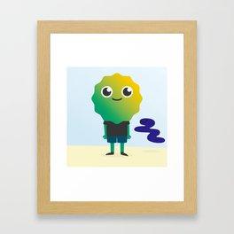 Jellyhead Framed Art Print