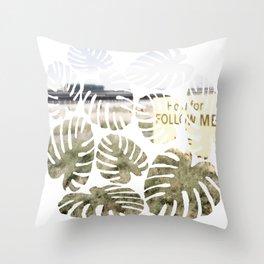 Tempelhof Throw Pillow