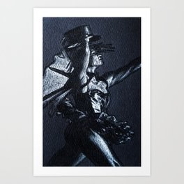 Fairy 2 Art Print