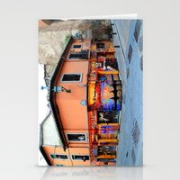 grafitti Stationery Cards featuring Grafitti on Elvira Street by Simon Ede Photography