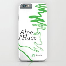 Famous Climbs: Alpe d'Huez 1, Modern iPhone 6s Slim Case