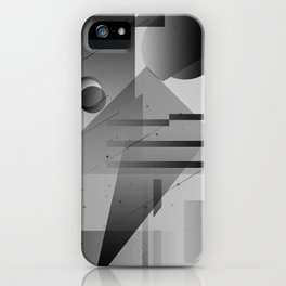 Gradients iPhone Case