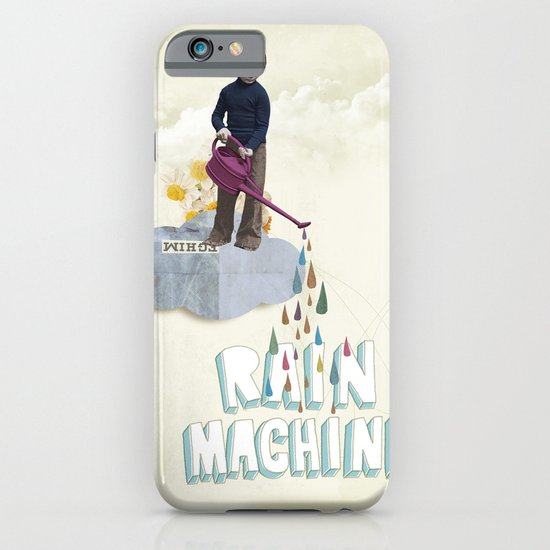 Rain Machine iPhone & iPod Case