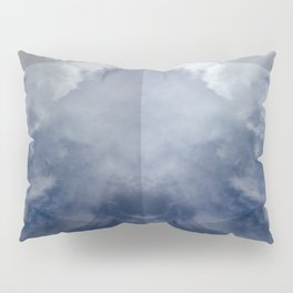 Cloud Trees Pillow Sham