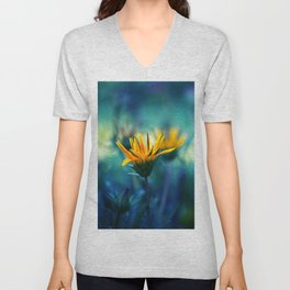 Little Sun Unisex V-Neck
