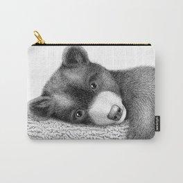 Sleepy bear Carry-All Pouch