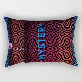 Mysterious entrance Rectangular Pillow