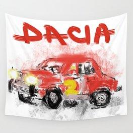 dacia 1300 Wall Tapestry