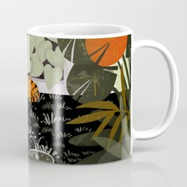 Jungle #1 Coffee Mug