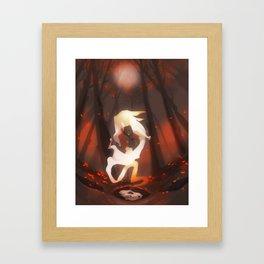 Twin Revenge Framed Art Print