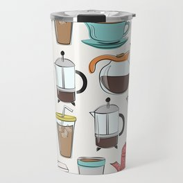 Coffee Lover Travel Mug