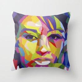 Samsara Throw Pillow
