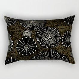 Dandilion Winter Rectangular Pillow