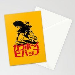 001 Cowboy Bebop Trio Stationery Cards