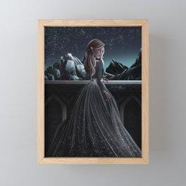 Feyre Fan Art Framed Mini Art Print