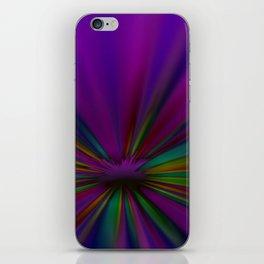 Darklight iPhone Skin