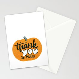 Thank you so much! Stationery Cards