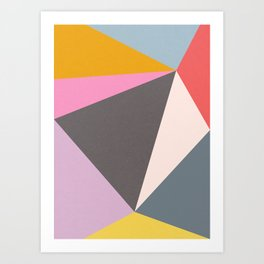 Abstract 09 Art Print