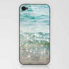 Falling Into A Beautiful Illusion iPhone & iPod Skin