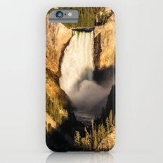 Lower Falls of the Yellowstone iPhone 6s Slim Case