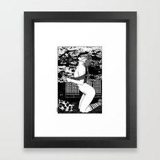 asc 495 - Le sacre du printemps (The spring cut) Framed Art Print