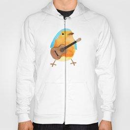 music bird Hoody