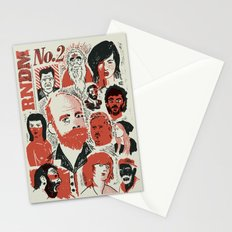 RNDM#2 Stationery Cards