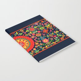 Wayuu Tapestry - I Notebook