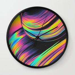 PRIVATE LAWNS Wall Clock
