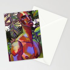Victor in the Forest Stationery Cards