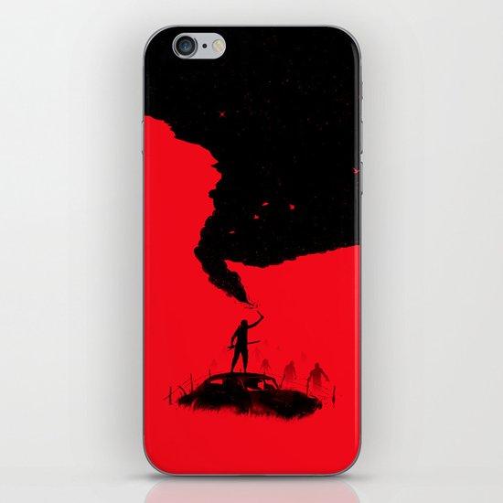 SOS iPhone & iPod Skin