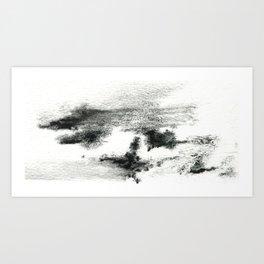 Black/white#2 Art Print