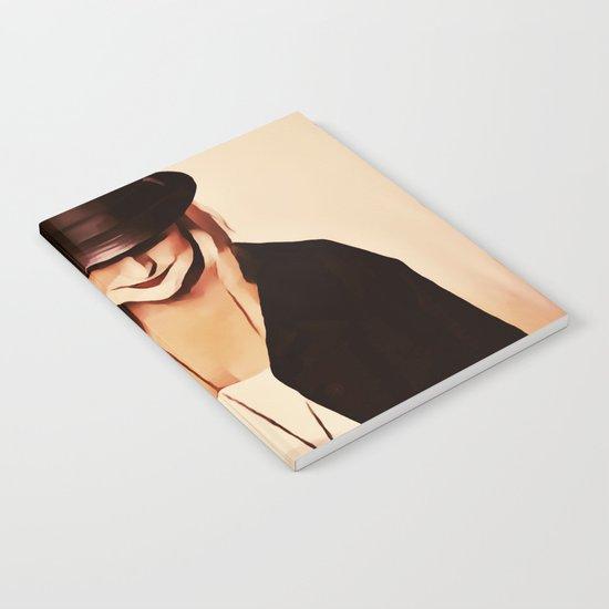 Shyness Notebook