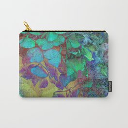 450 3 Abstract Hydrangea Carry-All Pouch