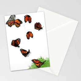 Butterfly (2) Stationery Cards