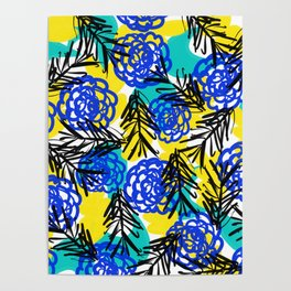 Vibrant day Poster