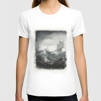 ship T-shirts featuring Ship by Sylinter