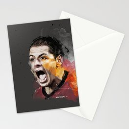 Chicarito Painting Stationery Cards