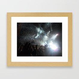 Concert Framed Art Print