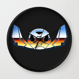 AutoStitch Wall Clock