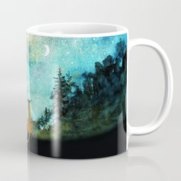 Calvin And Hobbes Coffee Mug