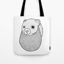 Mr. Rupel's Most Ingenuous Beard for Bears  Tote Bag