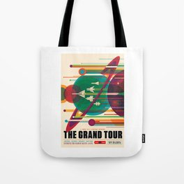Grand Tour NASA Travel Tote Bag