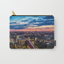 Into the Sunset Carry-All Pouch