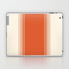 Marmalade & Crème Vertical Gradient Laptop & iPad Skin