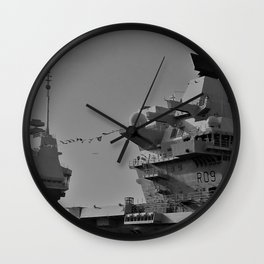 Command and Control Wall Clock