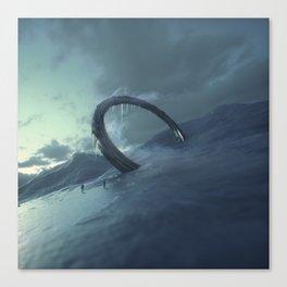 Stargate I Canvas Print