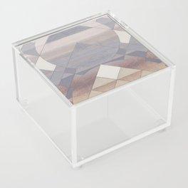 Pyramid Sun Fog Acrylic Box